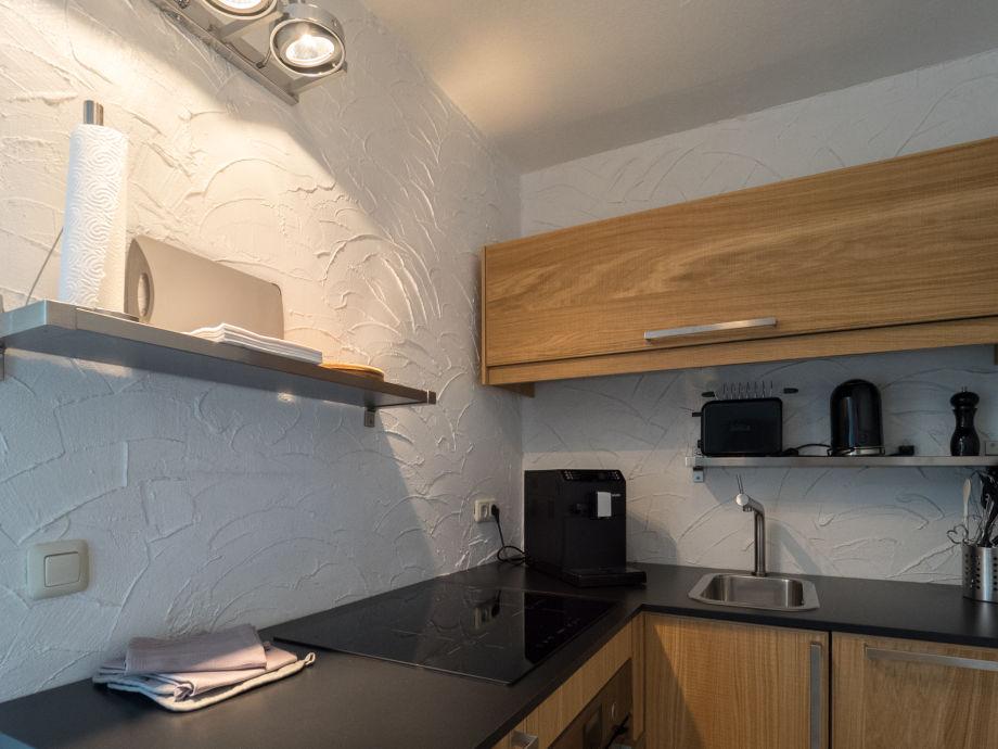 apartment oland, halbinsel eiderstedt, st. peter-ording - frau ... - Kleine Feine Küche