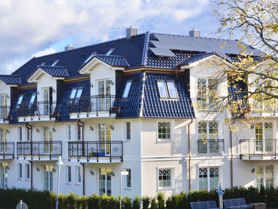 Villa Strandblick direkt am Meer