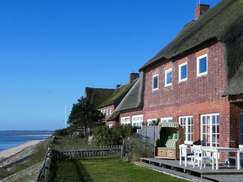 Ferienwohnung Haus am Watt