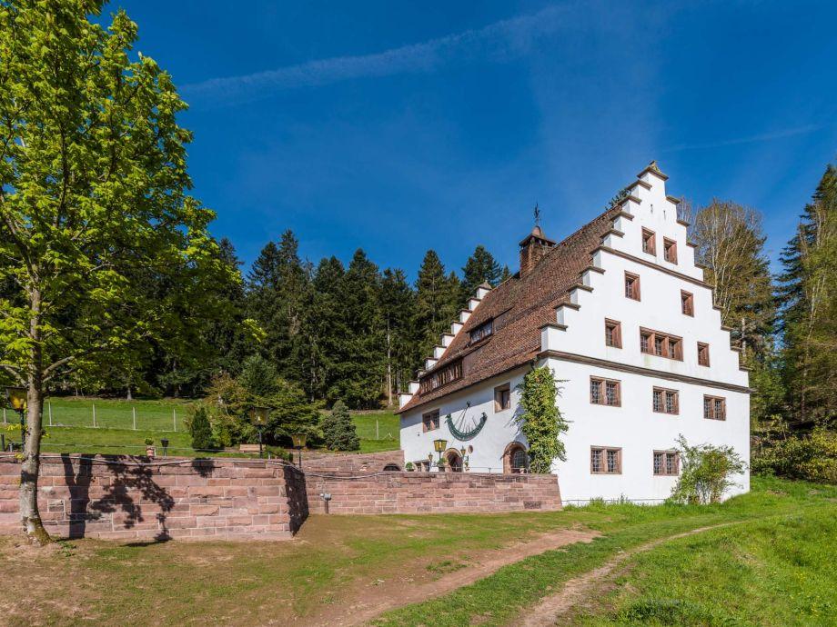 Herrenhaus im Hofgut Bärenschlössle von Aussen