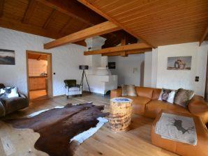 Ferienwohnung Alp Chalet 6-Raum Wohnung 140qm Bergbahnticket inkl.