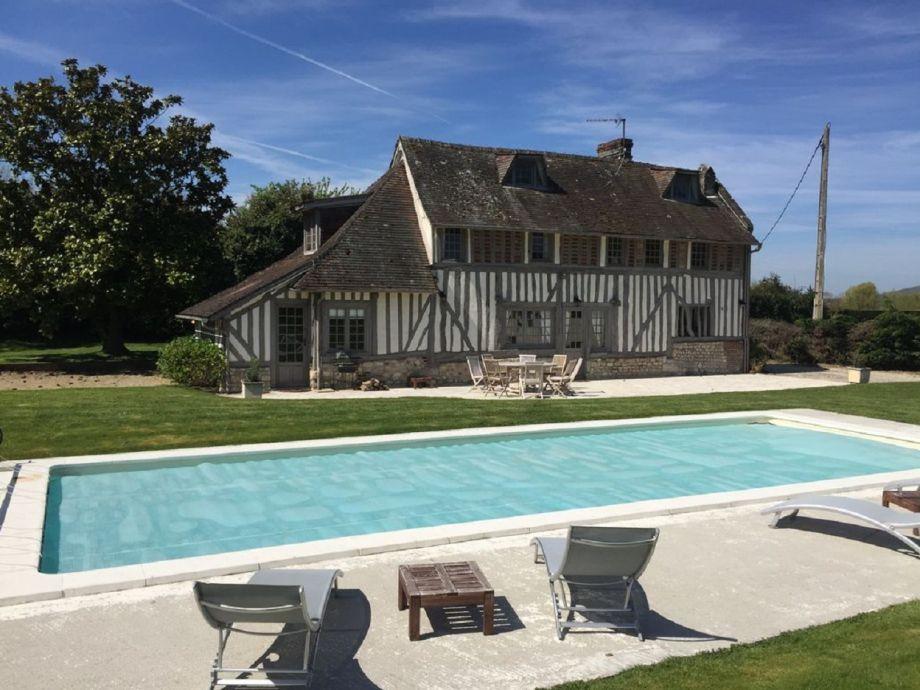 Ferienhaus Deauville 8 Personen Frankreich am Meer