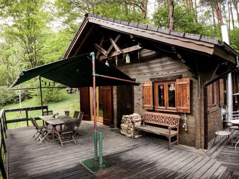 Chalet Maison de Vacances - REMSCHWEILER