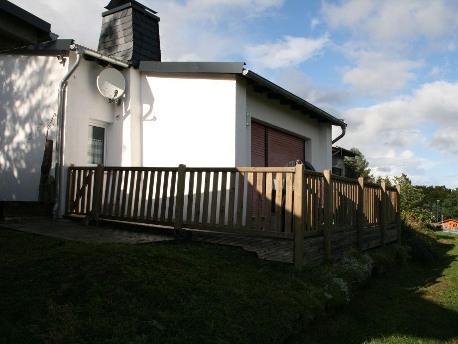 House 1 terrace