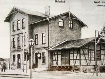 Ferienwohnung Alter Bahnhof Buschhof 2.OG