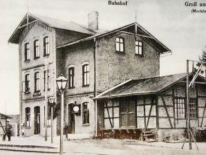 Holiday apartment Alter Bahnhof Buschhof, Ferienwohnung 2. Stock