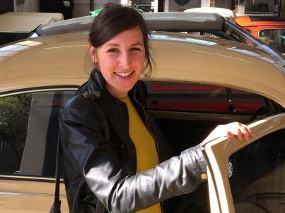 Ihr Gastgeber Tanja Cassitti