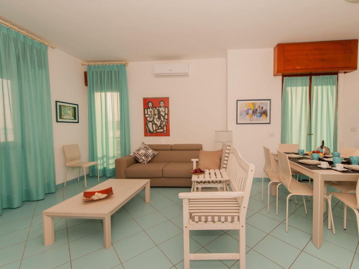 Apartment in Capri price