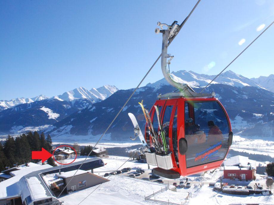 Neben der Panoramabahn Kitzbüheler Alpen