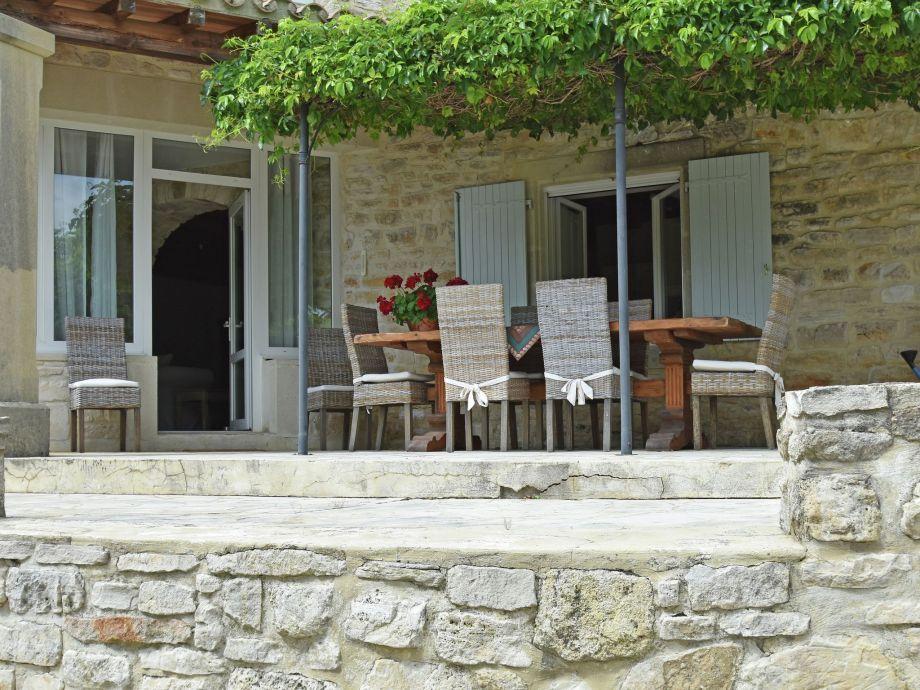 Außenaufnahme Sublime Mas Provence