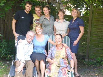 Ihr Gastgeber Renate von Knobelsdorff