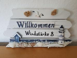 Ferienwohnung Windstärke 8