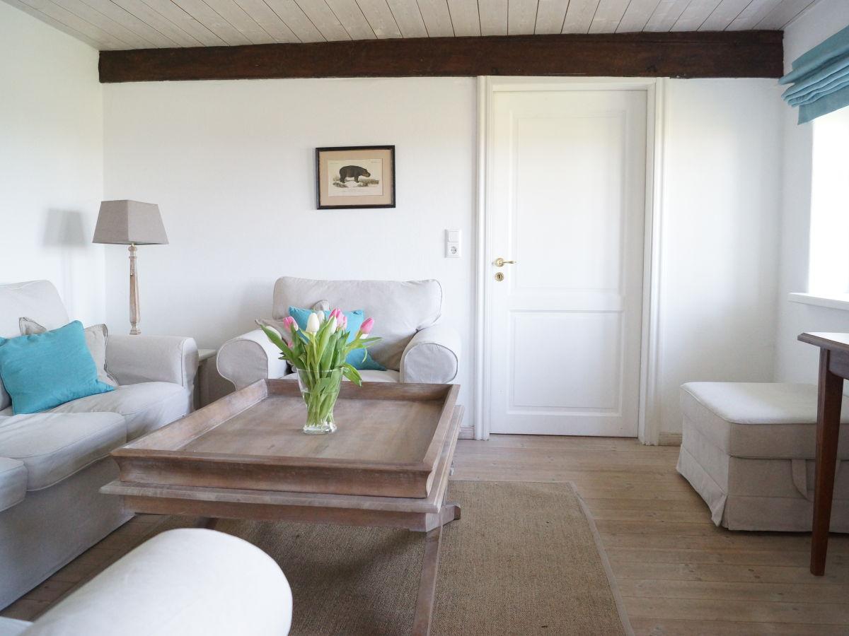 Ferienhaus fischerkate geltinger birk familie baron und for Kleines wohnzimmer