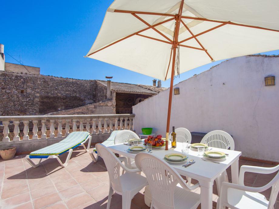 Außenaufnahme Ca Na Menorca