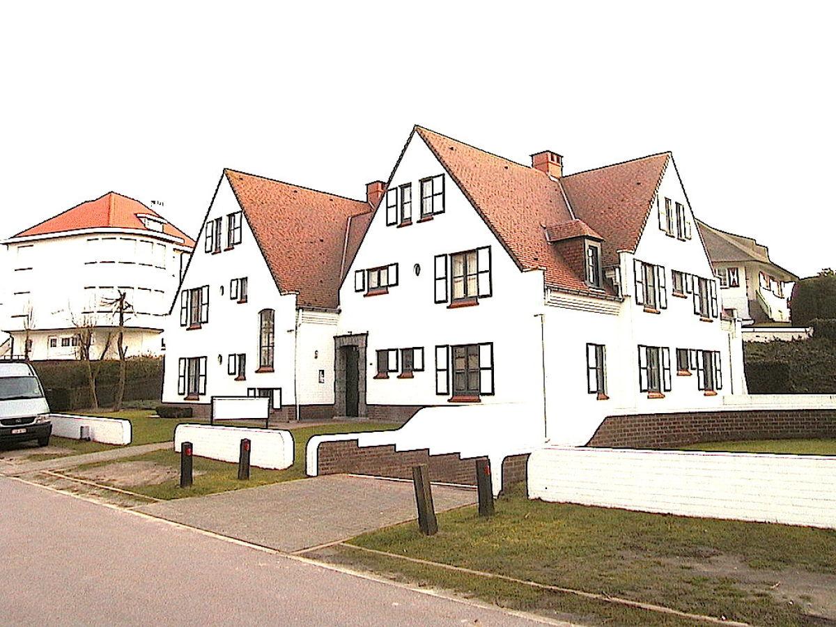 Ferienwohnung Maison Blanche B - 315, Belgische Küste - Westflandern ...