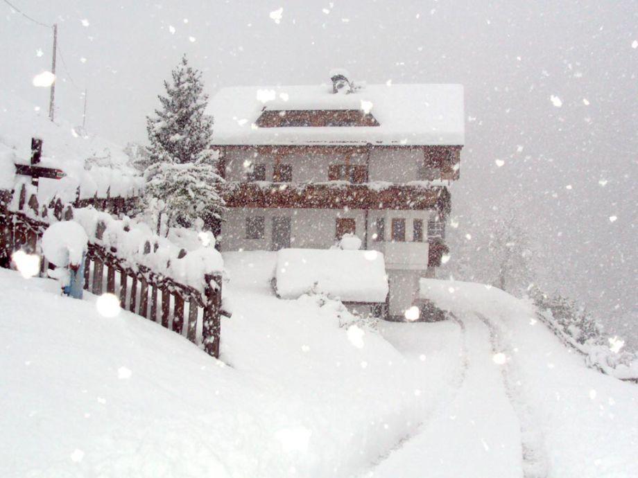 Unterwegerhof im Winter