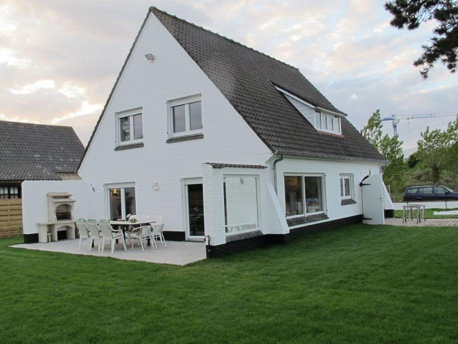 Villa 8 Personen Belgien am Meer