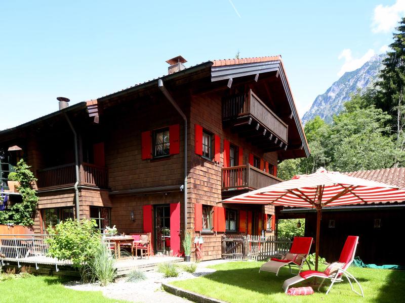 Ferienhaus Alpenfeuer