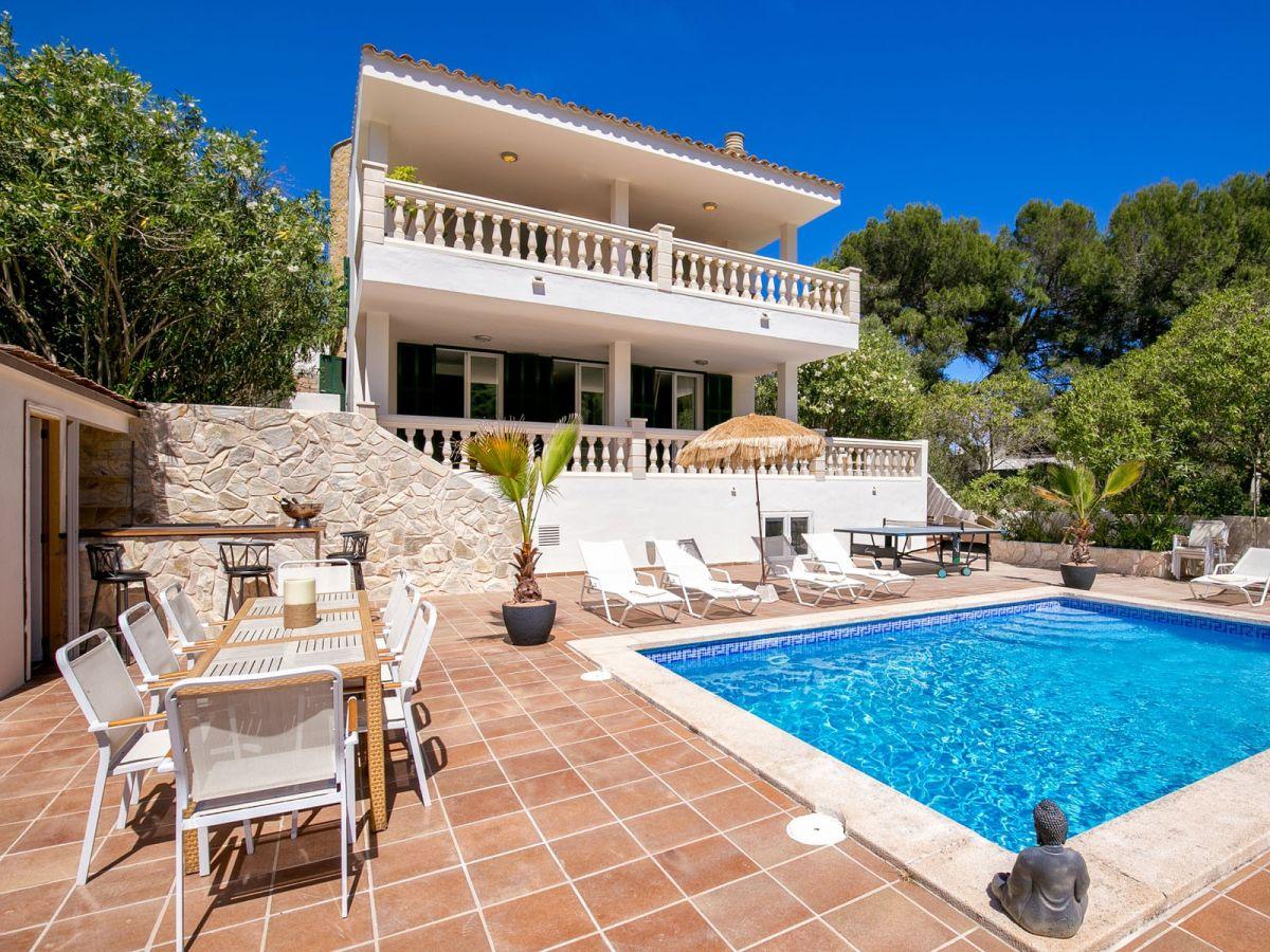 Villa Vista Buda, Font de Sa Cala, Mallorca Nordosten - Firma www ...