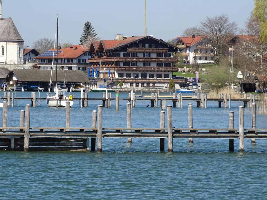 Haus Austermann vom See