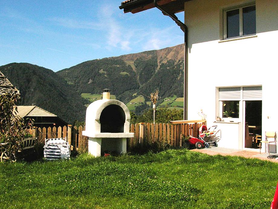 Den Garten von Bauernhof Gasserhof