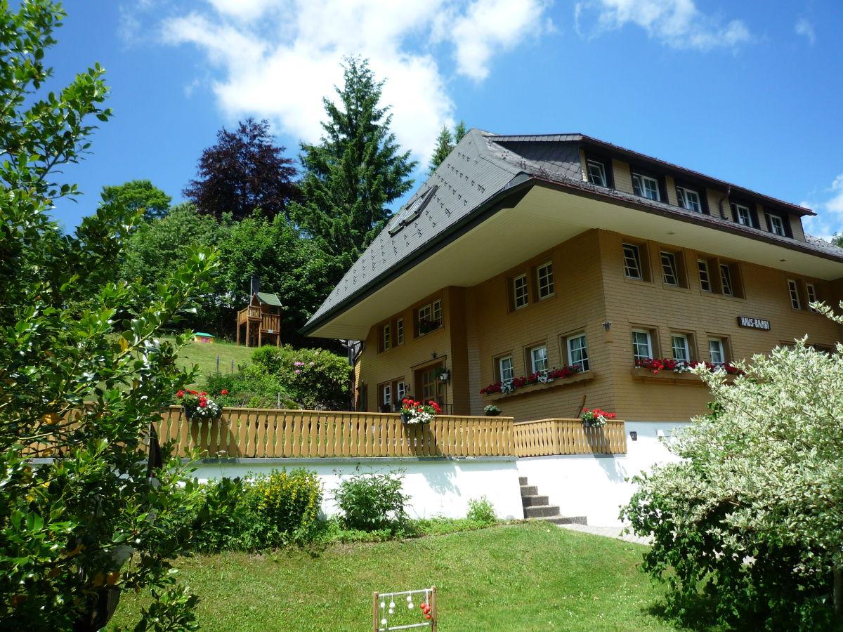 Ferienwohnung im haus bambi schwarzwald familie lothar for Ferienwohnung im schwarzwald