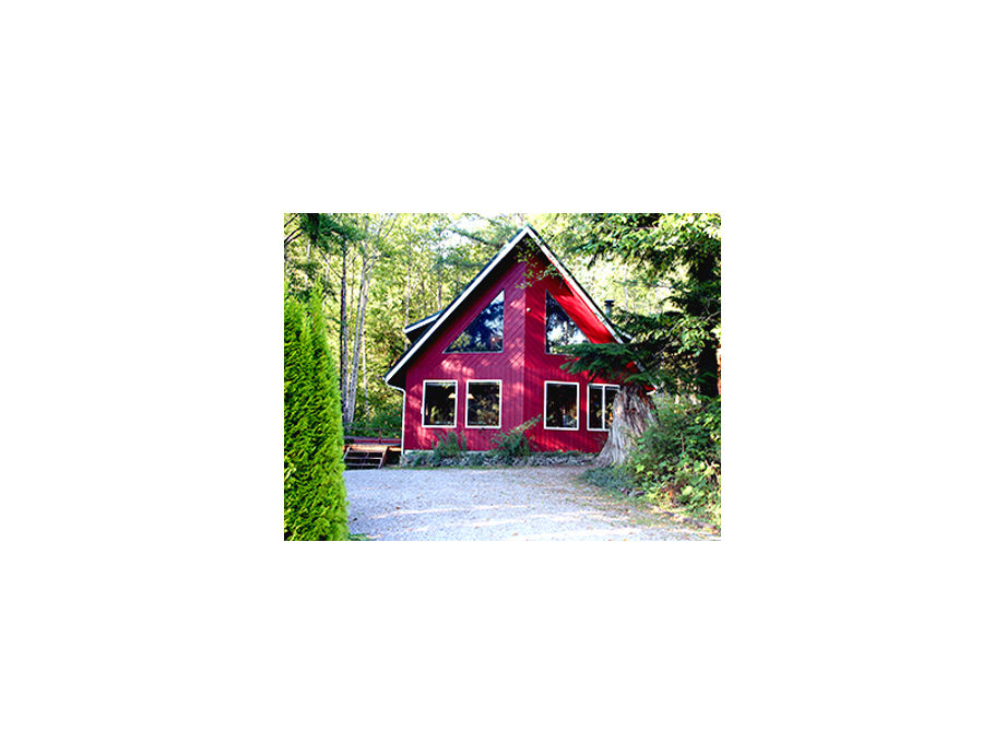 Außenaufnahme Ein tolles Mt. Baker Ferienhaus mit Whirlpool und Grill!