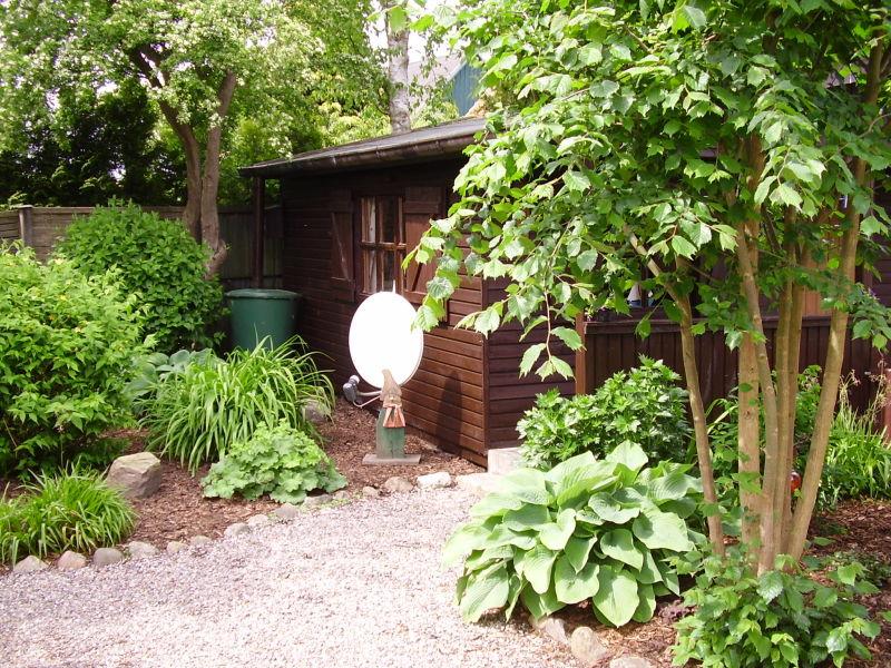 Ferienhaus Blockhütte Tümmler