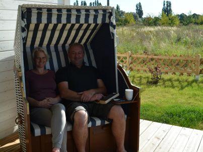 Ihr Gastgeber Ingo und Susan Nüsken