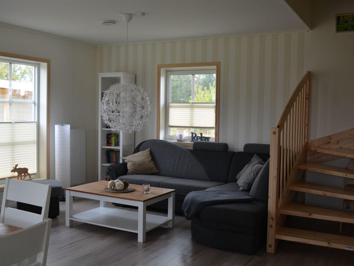 Ferienhaus fjordhus warin warin familie ingo und susan for Wohnlandschaft 8 personen