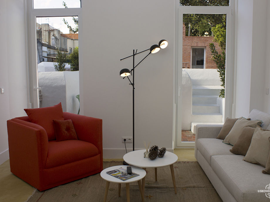 Ausstattung AP 27 - Beautiful one bedroom with terrace in Graça