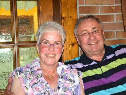 Ihr Gastgeber Brigitte und Klaus Unger