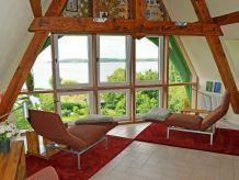 Ferienwohnung L' sommet in der Villa Daries Waren mit Müritz-Blick