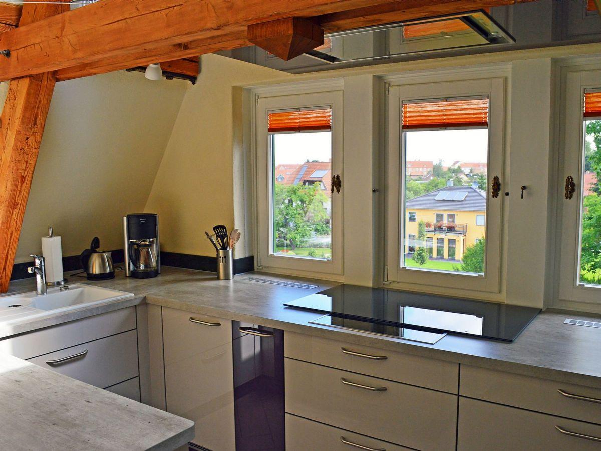 ferienwohnung l sommet in der villa daries waren mit m ritz blick m ritz firma. Black Bedroom Furniture Sets. Home Design Ideas