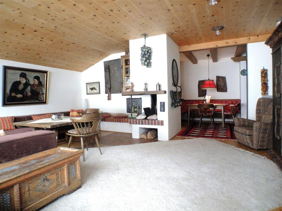 Ausstattung Alpenkönig (410) - Haus Elmauer Weg 12