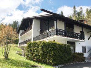 Ferienwohnung Alpenkönig (410) - Haus Elmauer Weg 12
