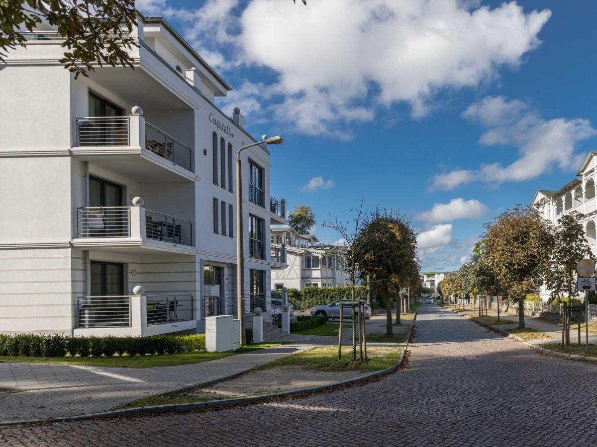 ferienwohnung 4 residenz capitello ostsee r gen binz firma uhlendorf immobilien sch ne. Black Bedroom Furniture Sets. Home Design Ideas