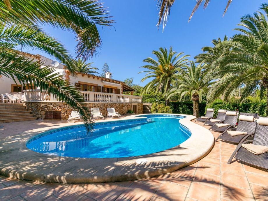 Villa Port Verd mit Pool