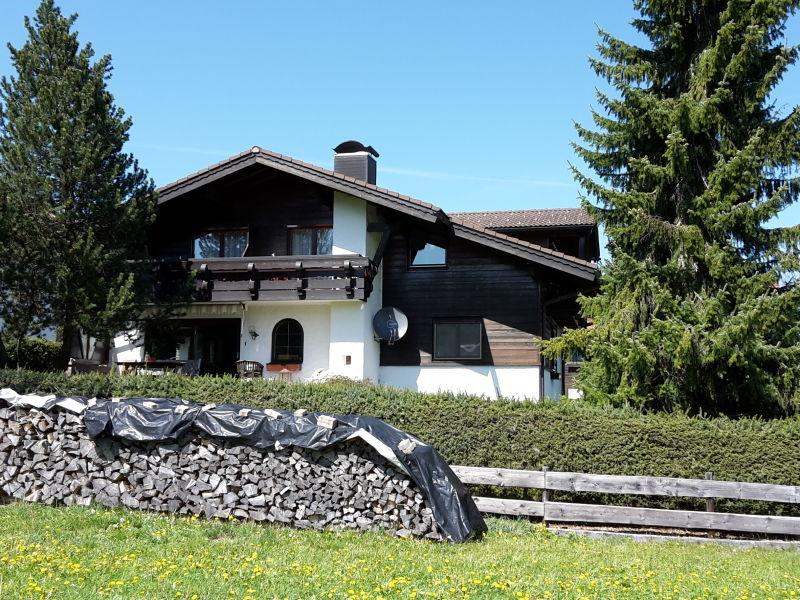 Ferienwohnung Rike im Haus Ulrike