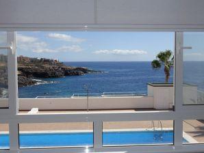 Ferienwohnung Dolcetto - direkt am Meer