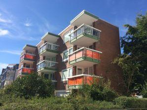 Ferienwohnung 7 im Strandhaus Hansastraße 2
