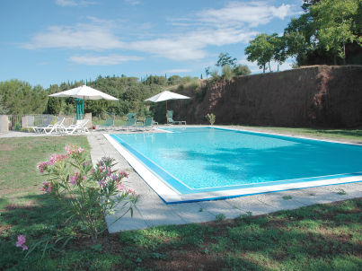 Agriturismo Vigneto mit Pool
