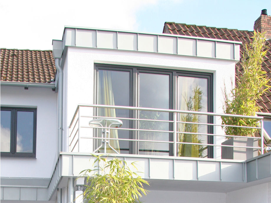 Eingangsbereich u. Terrasse App. I