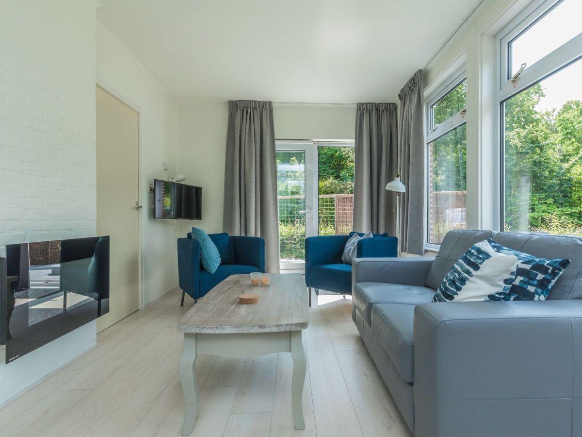 Ferienhaus horizon 74 renesse firma sorglos urlaub in - Eingerichtete wohnzimmer ...