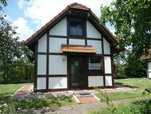 Ferienwohnung in Ferienwohnpark | Ferienhaus Deichgraf 65 im Feriendorf Altes Land