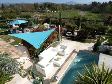 Luxus Apartment in der Villa Oliviers 2