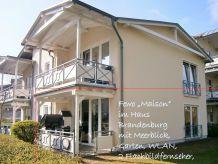Ferienwohnung Maison im Haus Brandenburg