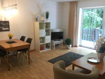 Ferienwohnung Residenz an der Bode, Wohnung Bergtraum