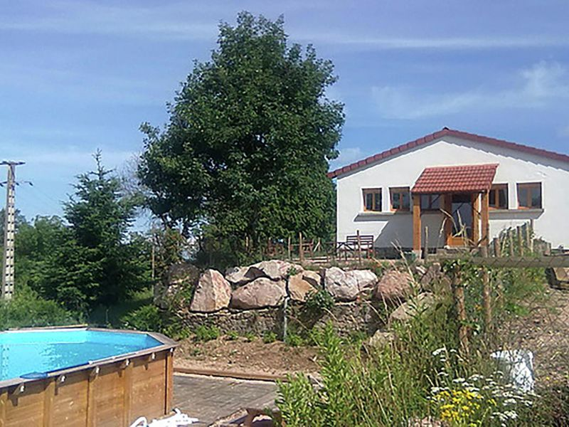 Ferienhaus Gite - Châtel-Montagne gite 6 Corner