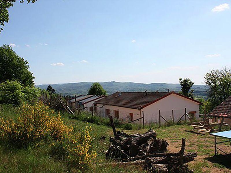 Ferienhaus Gite - Châtel-Montagne gite 3 Corner